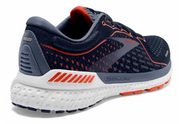Chaussures de Running Brooks Running Adrenaline GTS 21 Bleu / Orange