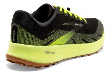 Chaussures de Trail Brooks Running Catamount Noir / Jaune