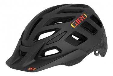 Giro Radix Helm Mattschwarz / Hypnotisch 2021