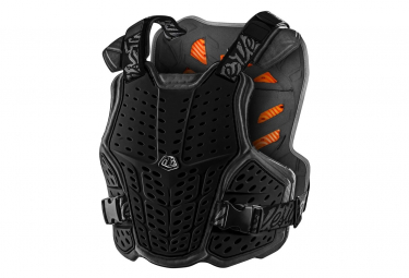 Chaleco protector Troy Lee Designs Rockfight CE D3O negro