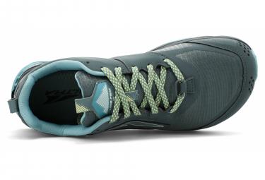 Chaussures de Trail Femme Altra Lone Peak 5 Bleu / Vert