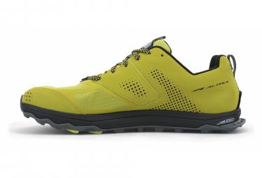 Chaussures de Trail Altra Lone Peak 5 Jaune / Noir