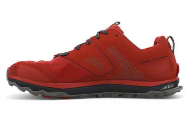 Chaussures de Trail Altra Lone Peak 5 Rouge