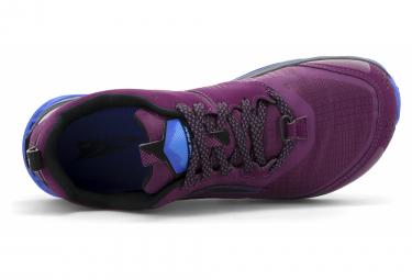 Chaussures de Trail Femme Altra Lone Peak 5 Violet / Bleu