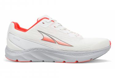 Chaussures de Running Altra Rivera Blanc / Rouge