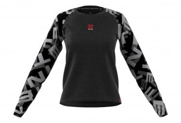 Five Ten THE TRAIL T-shirt manica lunga nera da donna