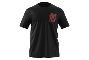 Five Ten BOTB T-Shirt Schwarz