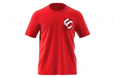 Five Ten BOTB camiseta roja