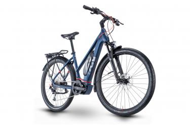 Bicicleta Híbrida Eléctrica Husqvarna Gran Tourer 2 27.5'' Bleu