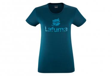 Camiseta Lafuma Corporate Azul Mujer Xl