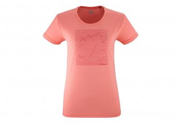 Camiseta Lafuma Corporate Rosa Mujer L