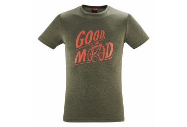 Camiseta Lafuma Shift Verde Para Hombre Xl