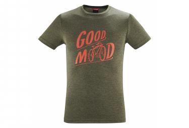 T-Shirt Lafuma Shift Vert Homme