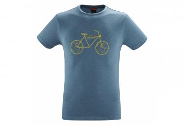 Camiseta Lafuma Adventure Azul Para Hombre S