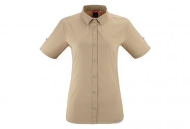 Camisa De Senderismo Lafuma Access Shirt Khaki Mujer L