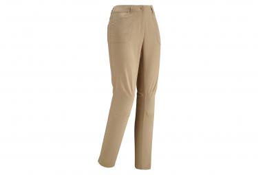 Lafuma Access Pants Pantalones De Senderismo Para Mujer Caqui 42