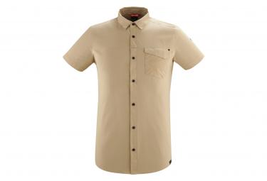 Camisa Lafuma Access Graphicm Khaki Para Hombre L