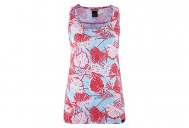 Camiseta Lafuma Graphic Tank Rojo Mujer
