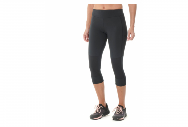 Pantalones De Senderismo 3 4 Lafuma Track3   4tight Gris Mujer S