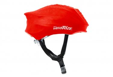 Couvre-Casque Velotoze Helmet Cover Rouge