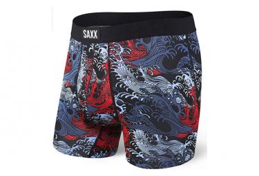 Boxer saxx undercover negro   azul l
