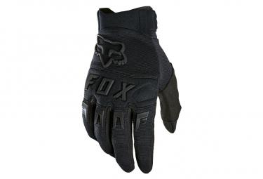Fox Dirtpaw Long Gloves Black