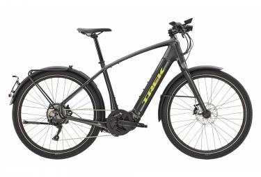 Bicicleta eléctrica Trek Allant + 8V Shimano Deore 10S 625 Wh 650b Gris litio 2020