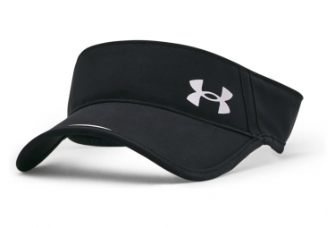 Under Armour Iso Chill Launch Run Visor Negro