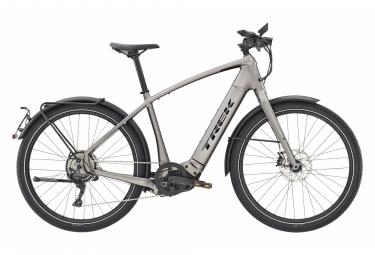Trek Allant + 8S Bicicletta elettrica Shimano Deore 10S 625 Wh 650b Matte Gunmetal 2020