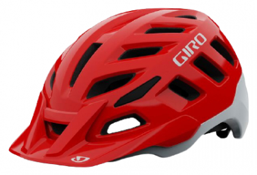 Casco Giro Radix Mips Red Trim Mat 2021 L  59 63 Cm