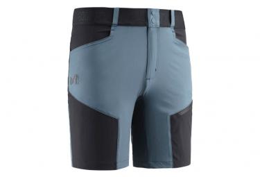 Pantalones Cortos Elasticos Millet Onega Azul Negro Hombre L