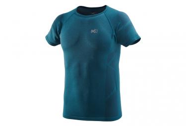 Tee shirt Millet Ltkseamless Bleu Homme