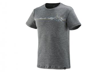 Tee shirt Millet Boren Gris Homme