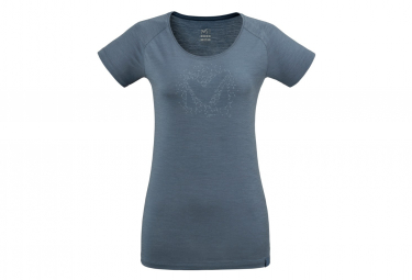 Camiseta Millet Density Grey Mujer S