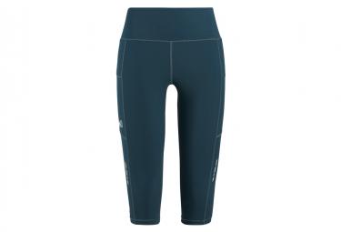 Pantalones 3 4 Millet Ltk In Tgt Blue Mujer M