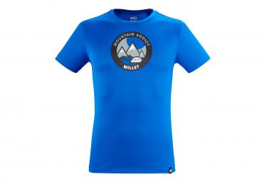 Camiseta Millet Dream Peak Azul Para Hombre Xl
