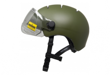 Casque Urbain Kask Urban Lifestyle Olive Green / Mat