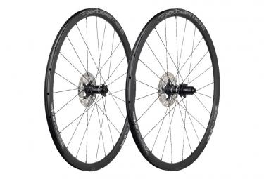 Juego de ruedas de aluminio Deda Zero2DB | 12x100 - 12x142 mm | Centerlock
