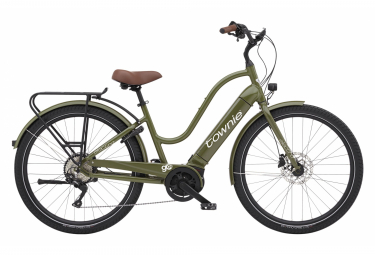 Vélo de Ville Électrique Electra Townie Path Go 10D EQ Step-Thru Shimano Deore 10V 500 Vert 2021