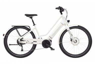 ¡Electra Vale, bicicleta urbana eléctrica! 9D EQ Shimano Alivio 9V 500 Wh 27,5' Blanco 2021