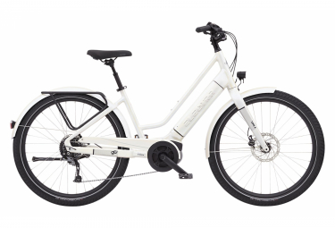 Vélo de Ville Électrique Electra Vale Go! 9D EQ Shimano Alivio 9V 500 Blanc 2021