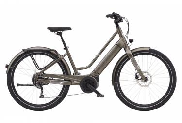 ¡Electra Vale, bicicleta urbana eléctrica! 9D EQ Shimano Alivio 9V 500 Wh 27,5' Gris Zink 2021