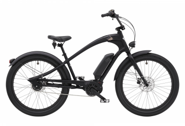 Bicicleta Ciudad Mujer Electra Ace of Spades Go! Noir