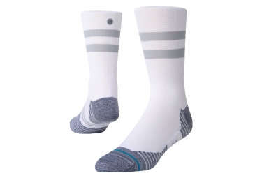 Par De Calcetines Deportivos Stance Run Light Blancos 43 46