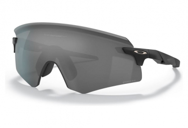 Lunettes Oakley Encoder Matte Black / Prizm Black / Ref.OO9471-0336