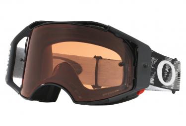 Masque Oakley Airbrake MX Jet Black / Prizm MX Bronze / Ref. OO7046-46