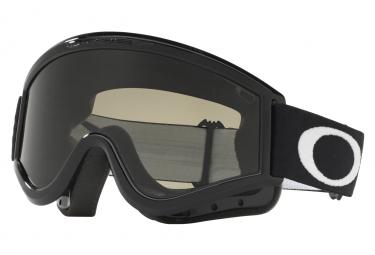 Masque Oakley L-Frame MX Jet Black / Grey / Ref. 01-631