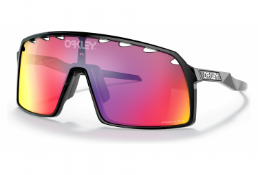 Oakley Sutro Origins Collection Polished Black / Prizm Road / Ref. OO9406-4937