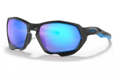 Lunettes Oakley Plazma Matte Black / Prizm Sapphire / Ref.OO9019-0859