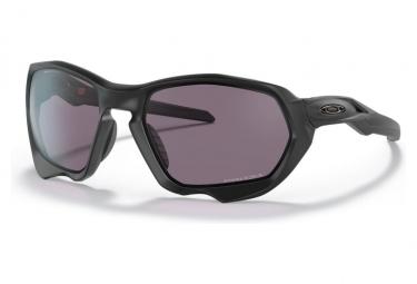 Lunettes Oakley Plazma Matte Black / Prizm Grey / Ref.OO9019-0159